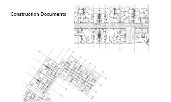 Construction Documents Sample Image