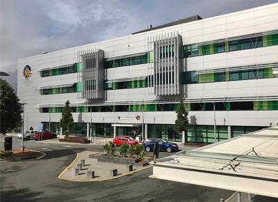 Hospital Building Image