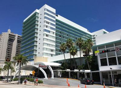 Hotel Building Image