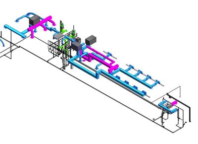 HVAC & Piping Model